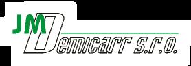 Logo firmy JM Demicarr s. r. o.